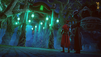 「少年锦衣卫」在历史中构架出不一样的武侠世界
