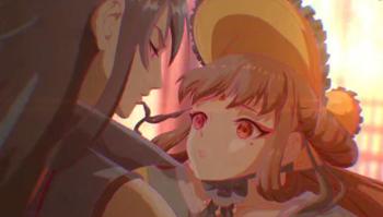 美妆博主穿越到游戏系统,国漫「盛世妆娘」公开概念PV!