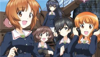 13万宅男总动员!战车少女们的「大洗鮟鱇祭」现场repo来袭!