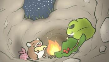 「旅行青蛙」:你家大佬去过哪里?看过这篇就知道啦~